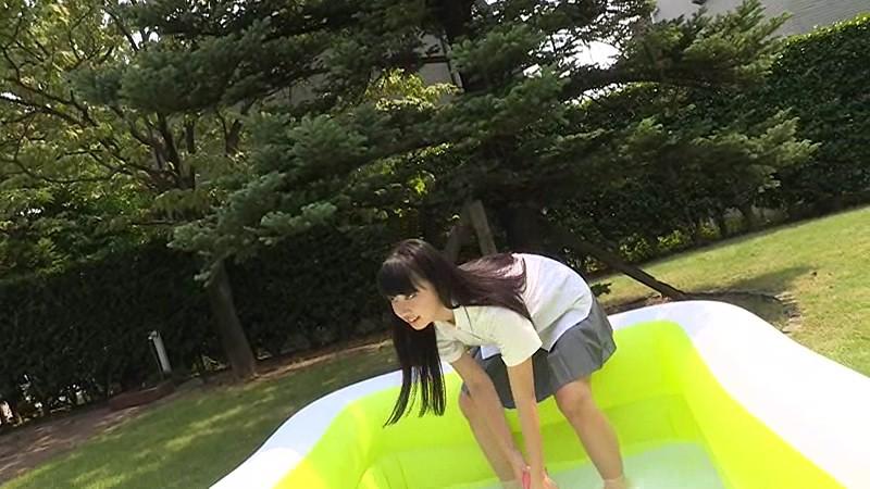 黒宮れい 「黒宮れい Part5 ~夏に咲く少女~」 サンプル画像 1