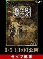 【9/5 13:00】ライブ配信 ミュージカル『刀剣乱舞』 髭切膝丸 双騎出陣 2020 〜SOGA〜