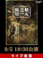 【9/5 18:30】ライブ配信 ミュージカル『刀剣乱舞』 髭切膝丸 双騎出陣 2020 〜SOGA〜