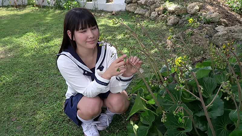 新垣優香 「聖女伝説」 サンプル画像 1
