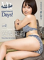 【安西茉莉動画】【VR】apartment-Days!安西茉莉-act2