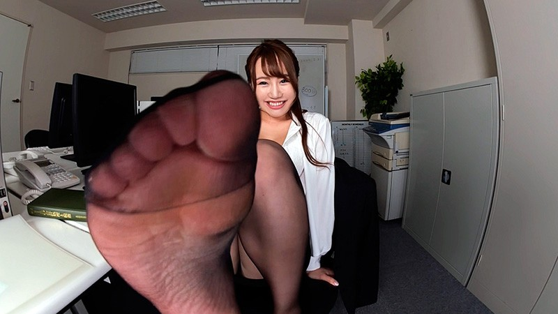 【VR】Stop! Look! Listen! Reira Aiba 愛場れいら