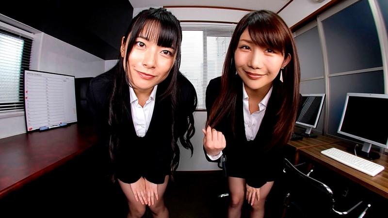 【VR】バーチャルダイブ 悩殺的Off-JT~女上司達による贅沢過ぎる新人研修~