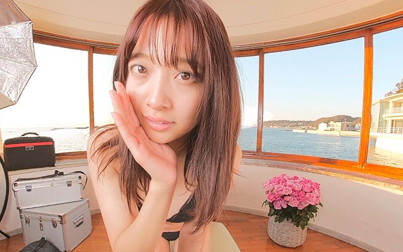 【VR】渡邉幸愛「2人きりで相談が……。ポージングを教えてもらえませんか?」<フライデーVRシリーズ>