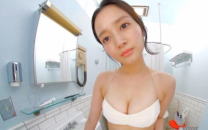 【VR】3本セット 僕の彼女は出口亜梨沙〈Gカップのセクシーすぎるお花屋さん〉 4もっと……◆<フライデーVRシリーズ>