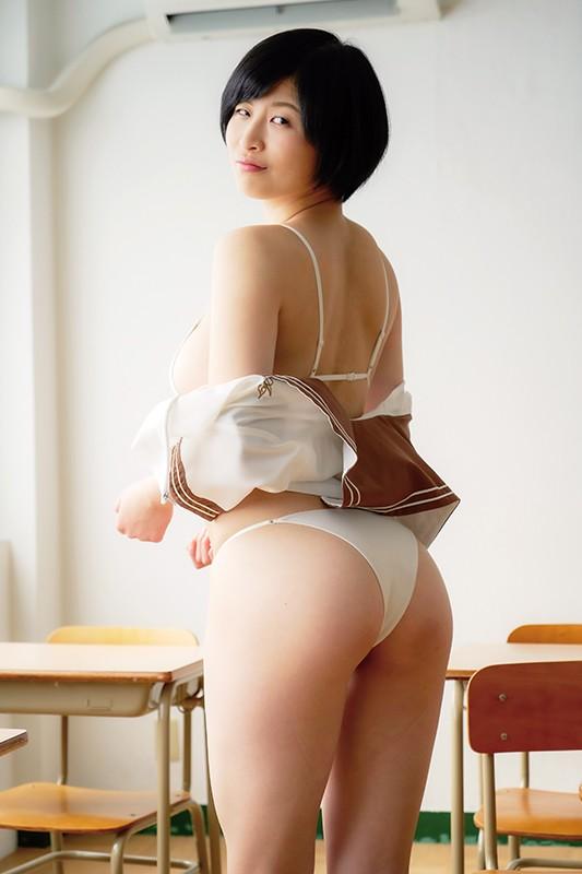 戸塚こはる 「工業高校出身の彼女がけしからんカラダをしていたのでグラビアデビューしてもらいました!」 サンプル画像 7