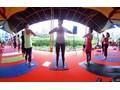 【VR】vol1 峯岸道子のバリスピリットフェスタ__【Michiko Style Yoga】