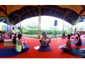 【VR】vol5 峯岸道子のバリスピリットフェスタ__【Michiko Style Yoga】