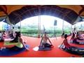 【VR】vol6 峯岸道子のバリスピリットフェスタ__【Michiko Style Yoga】