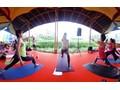 【VR】vol9 峯岸道子のバリスピリットフェスタ__【Michiko Style Yoga】