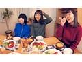 【VR】近過ぎる芸人×モテ期の晩餐~仲良し3姉妹の誘惑~吉住・合わせみそ