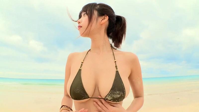 青山ひかる 「僕の彼女はIカップの猫系アイドル」 サンプル画像 11