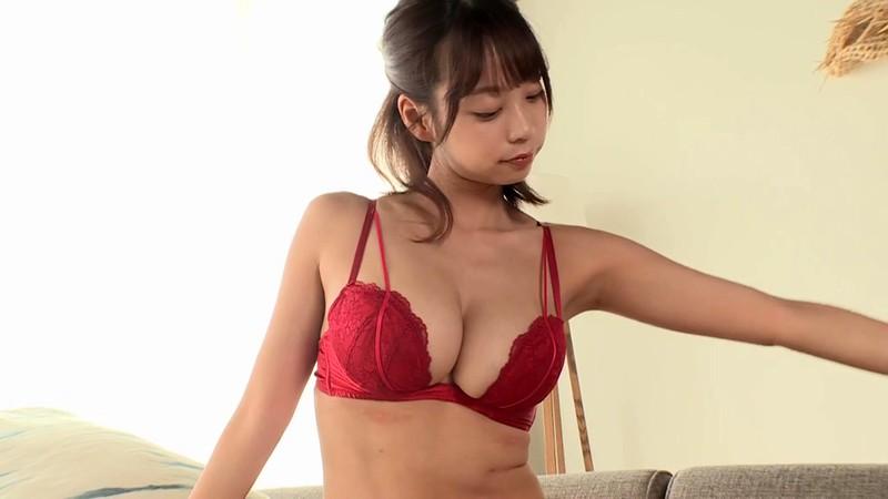 青山ひかる 「僕の彼女はIカップの猫系アイドル」 サンプル画像 5