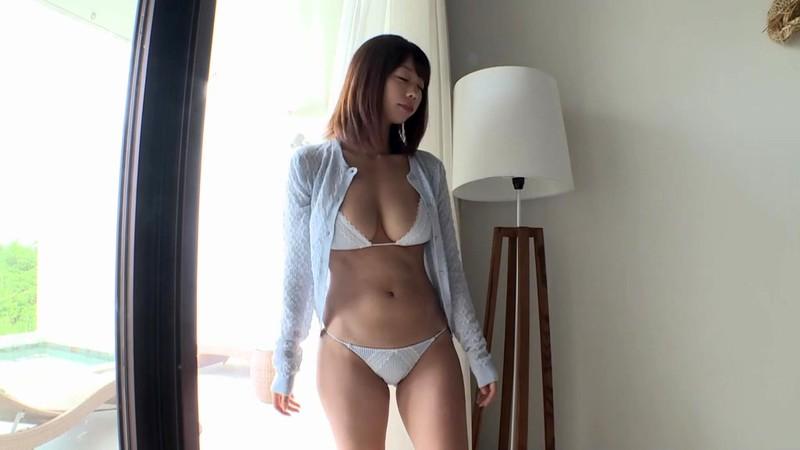青山ひかる 「僕の彼女はIカップの猫系アイドル」 サンプル画像 6