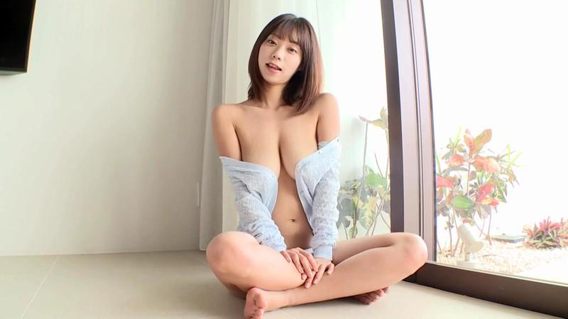 青山ひかる 「僕の彼女はIカップの猫系アイドル」 サンプル画像 8