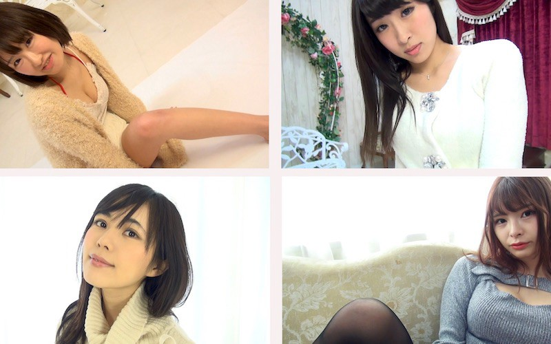 東京グラビアアイドル図鑑 厳選 エロかわ娘