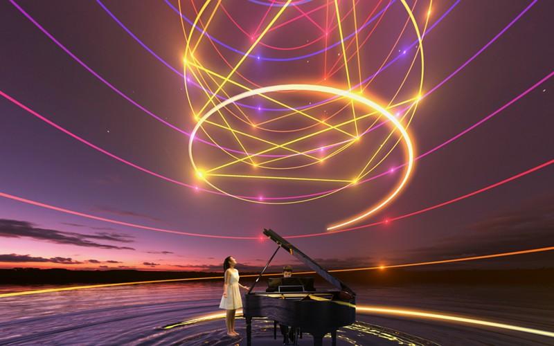 【VR】MUSICA 〜宇宙はなぜ美しい?