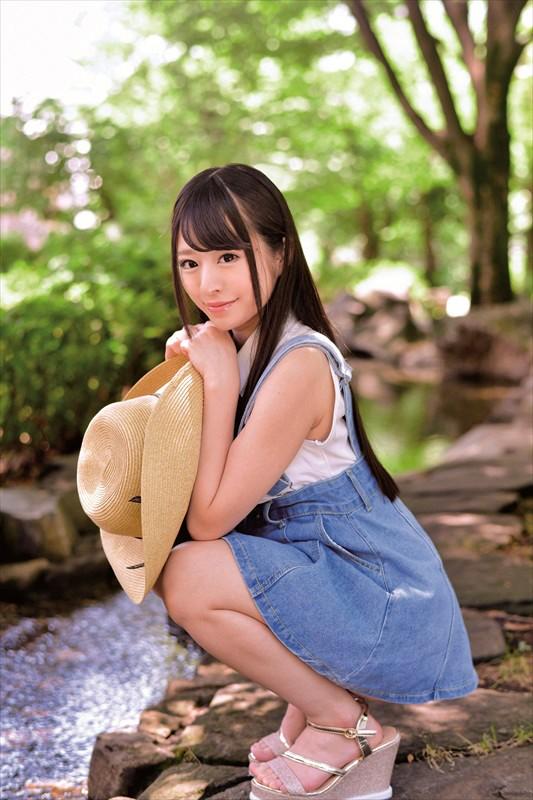 銀河級美少女とずっと見つめっぱなしでエッチしよっ アイドル研究生 かのん 001 サンプル画像 No.1