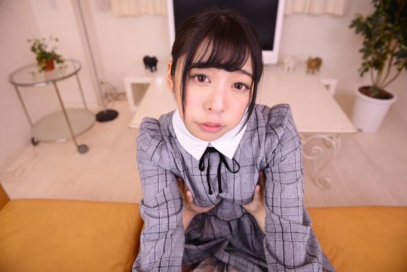 【VR】高画質・高音質VR 友達の激カワ妹のガチ誘惑!咲坂花恋 サンプル画像  No.2
