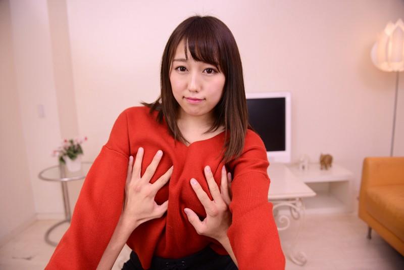 【VR】高画質・高音質VR 友達の姉ちゃんがガチ誘惑 里美まゆ サンプル画像  No.2
