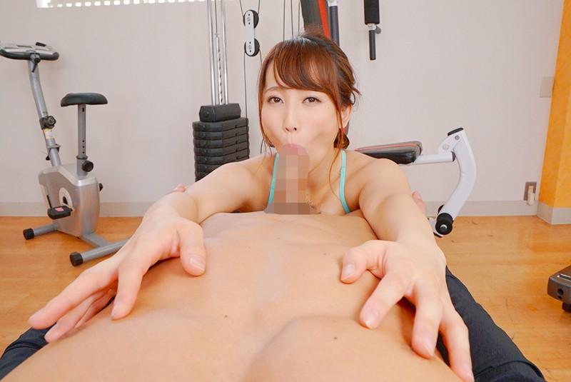 【VR】SEXインストラクターのち●ぽ強化トレーニング!テクニック強化編 倉多まお サンプル画像  No.4