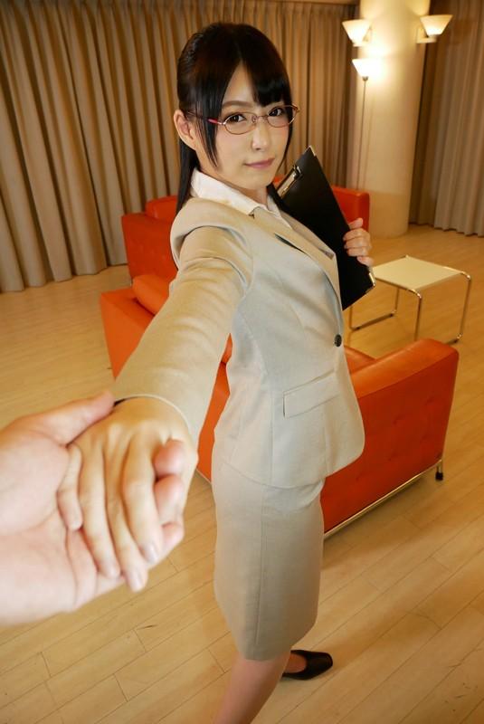 【VR】ねぇこっち来て(ハート) VR あこがれの教育実習生に告白 波木はるか サンプル画像 No.7