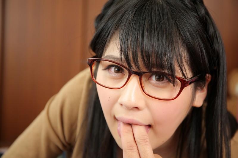 【VR】妊娠しやすそうなメガネ地味っ子巨乳姉妹に何度も何度も生中出し!!優梨まいな 羽生ありさ サンプル画像  No.8