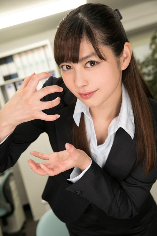 【VR】卯水咲流 JOI 上から目線であなただけを見つめて語りかけるオナニーサポート 射精焦らしからの生中出しセックス サンプル画像 No.1