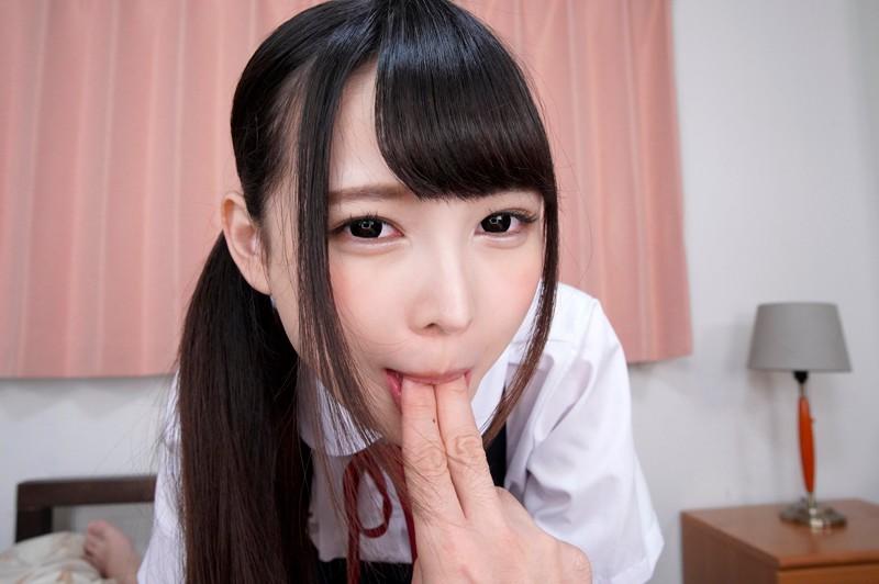 【VR】どぴゅっ×10 連続射精!!イっても止めない小悪魔妹のしゅりちゃんと超濃密生中出しセックスしよ! サンプル画像  No.6