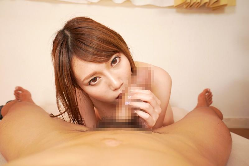 【VR】汁!!汗だく!唾液!涎!愛液!オイル!生中出し汁!!セックス!!咲々原リン サンプル画像 No.8