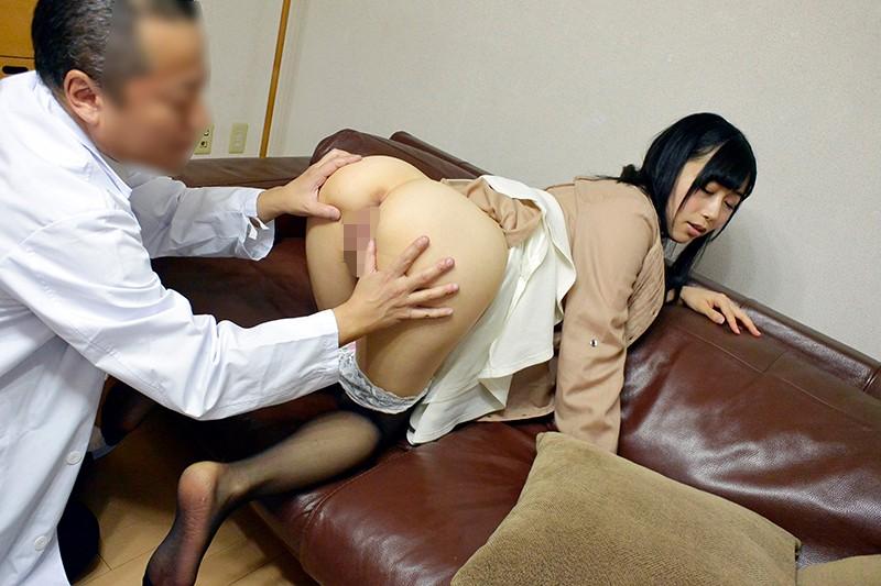 貞淑妻の淫らな素顔 夫の診療に呼んだ変態医師に中出し治療されました…。 黒川すみれ サンプル画像  No.3