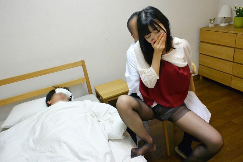 貞淑妻の淫らな素顔 夫の診療に呼んだ変態医師に中出し治療されました…。 黒川すみれ サンプル画像 No.8