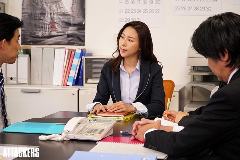 オフィスレディの湿ったパンスト 松下紗栄子 サンプル画像  No.7