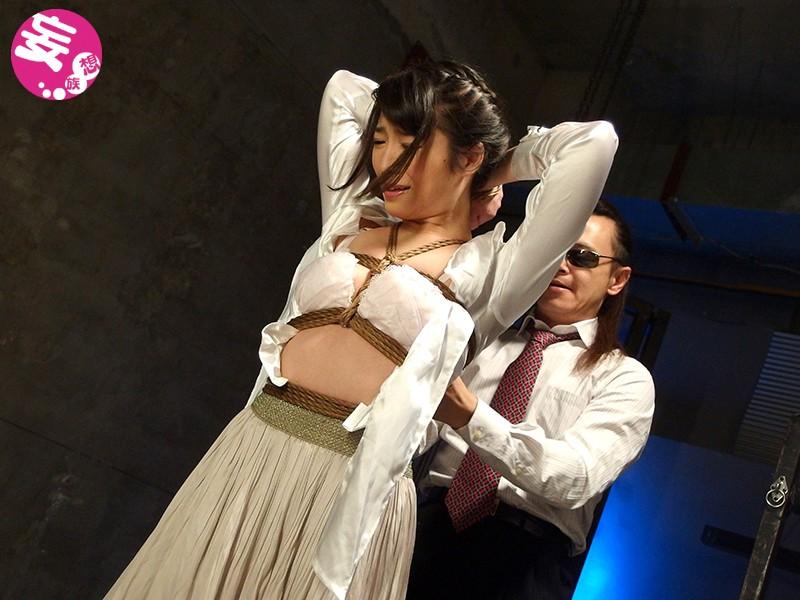縛り拷問 黒マラと縄女 中里美穂 サンプル画像  No.2