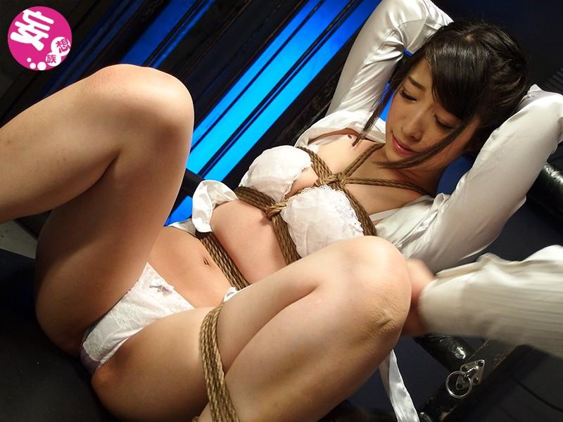 縛り拷問 黒マラと縄女 中里美穂 サンプル画像  No.3