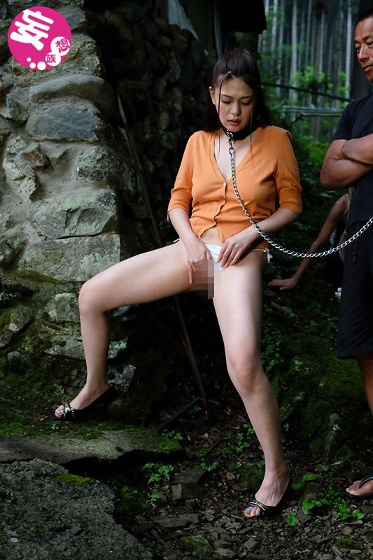 野外露出緊縛 橘メアリー サンプル画像  No.6