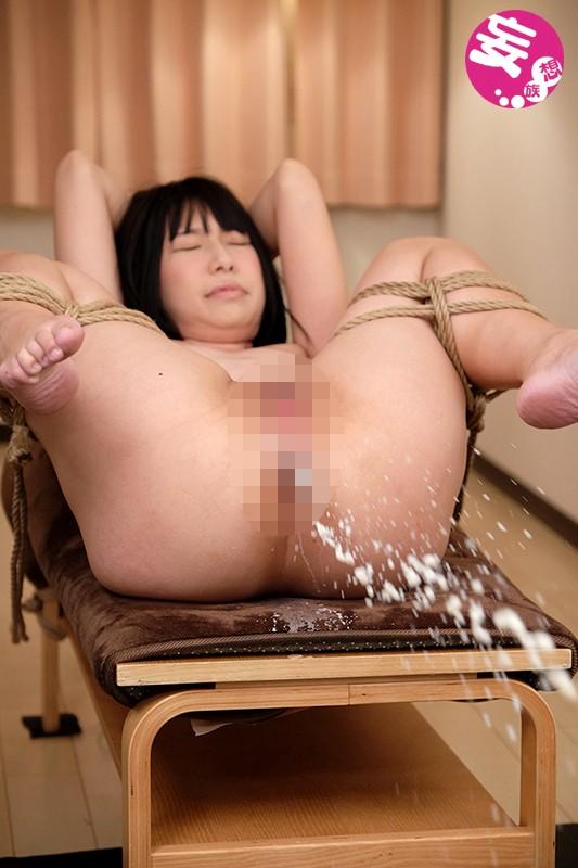 縛り拷問覚醒 割れ目浣腸遊戯 水嶋アリス サンプル画像  No.8