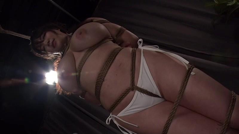 魔乳女戦士 乳房圧搾残虐刑 優月まりな サンプル画像  No.5