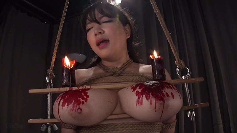 魔乳女戦士 乳房圧搾残虐刑 優月まりな サンプル画像  No.6