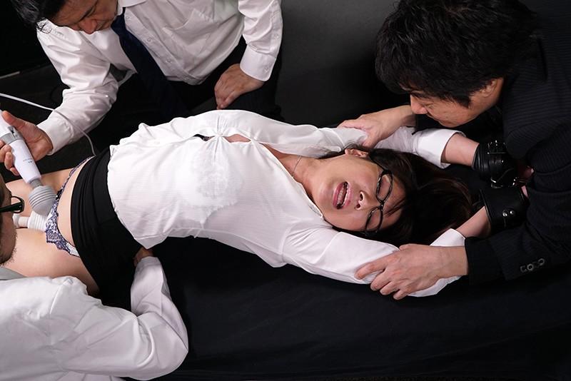 THE BBA DYNAMITE ORGASM 熟辱Episode-3:女教師激辱イキ嬲り晒しもの処刑 サンプル画像  No.6