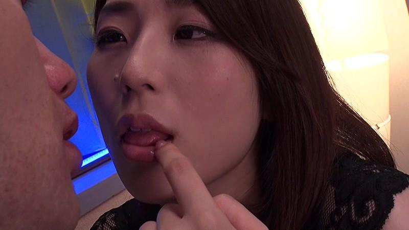 唾液と舌でカラダを溶かし這いまわる!ナメクジ淫乱女 八乃つばさ サンプル画像  No.1