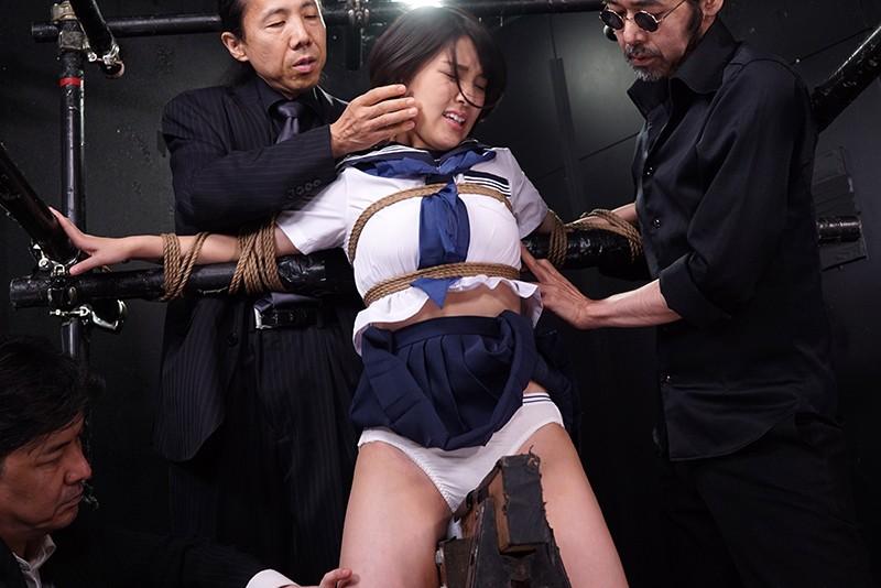 SUPER JUICY AWABI GODDESS No.2 拷問される美少女 痙攣淫体肉辱神 ひなた澪 サンプル画像  No.5
