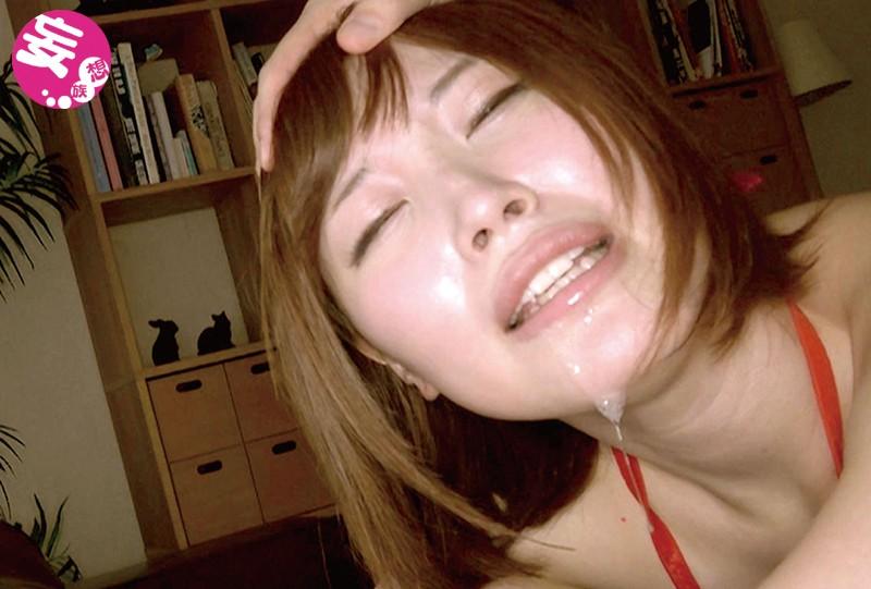 圧倒的ほんわか美少女!は→ガンギマリ中出し洗脳で、激豹変!【ドM過ぎて…だらしないアヘ顔で、涎と愛液がダダ漏れ!】まや サンプル画像 No.3