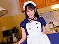 【VR】ご主人様、メイドの由梨になんでもお申し付け下さいませ! 浜田由梨