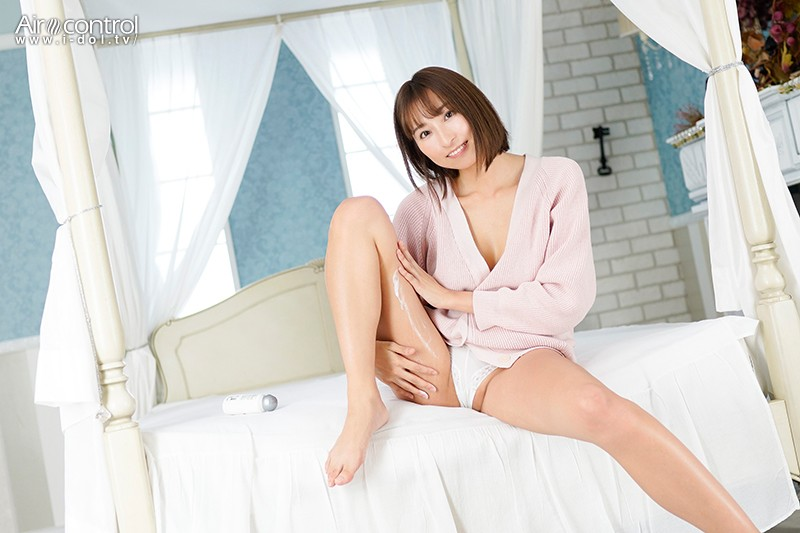 【VR】朝ベッド&メイドコス 緒方咲