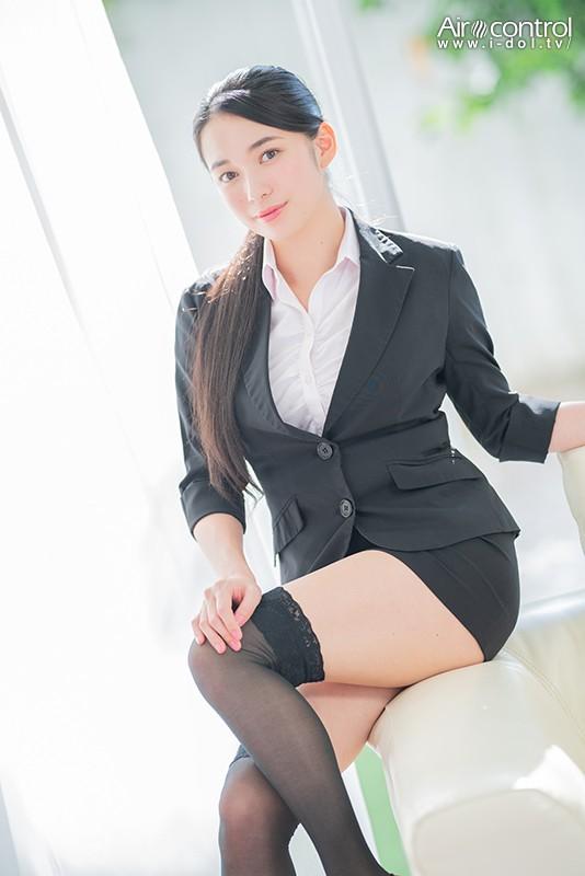 【VR】VGF ヴァーチャルガールフレンド 山中知恵 【セーラー服と黒スーツ】