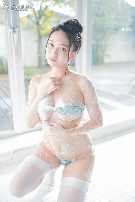 【VR】VGF ヴァーチャルガールフレンド 山中知恵 【バスルーム】