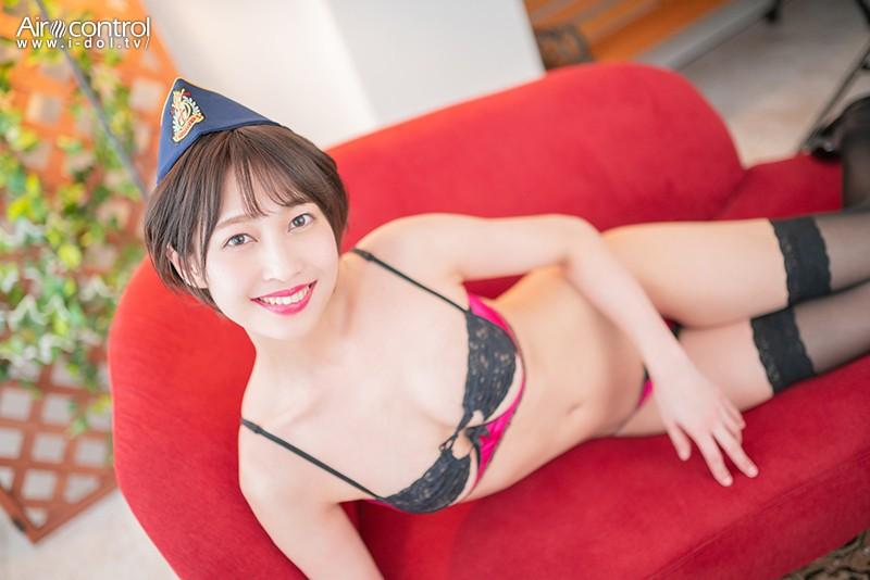 【VR】VGF ヴァーチャルガールフレンド 小柳歩【ナース服とミニスカCA】