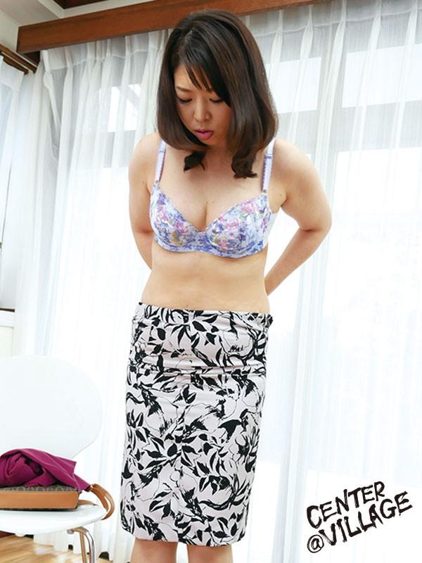 初撮り人妻ドキュメント 柏原曜子 サンプル画像 No.2