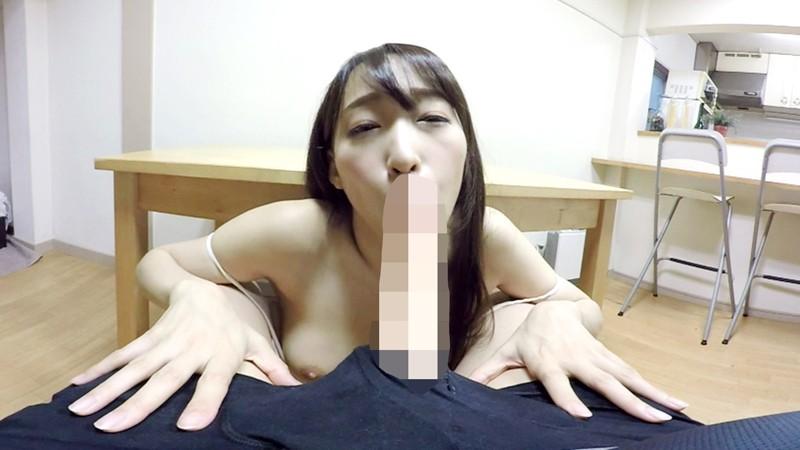 【VR】蓮実クレアと見つめながらラブラブセックス サンプル画像 No.2